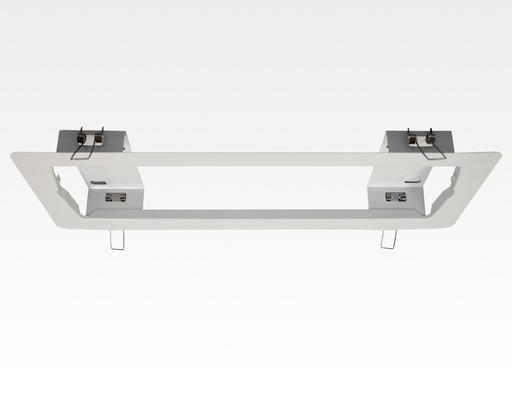Unterputz Rahmen für LTFBHT*EM81 und EM81S / Metall