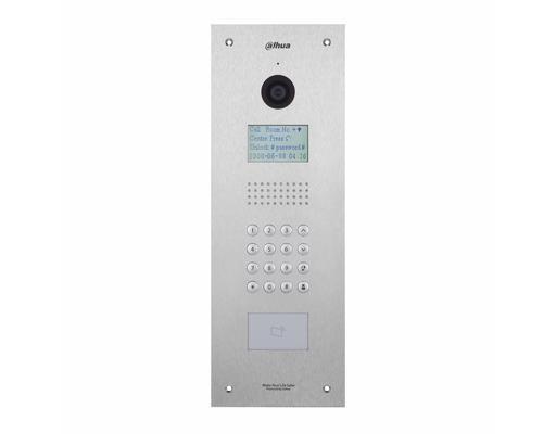 Dahua IP Video Türsprechstelle VTO1210C-X / VGMF Kompaktsystem inkl. Unterputzdose
