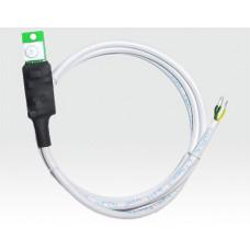 Teracom TSHT202 Temperatur+Luftfeuchtigkeits Fühler / 1m Kabel (erweiterbar mit CAT5 auf 60m)