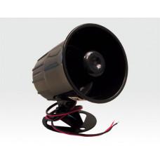 Signalgeber Akustisch Horn-Druckkammerlautsprecher / 115dB 12VDC Innen-/Ausseneinsatz