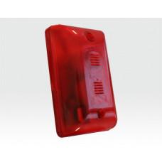 Signalgeber Optisch-Akustisch Doppel-Piezoschallgeber / 108dB