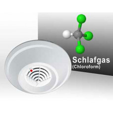 SATEL DG-1 Gasmelder TCM Schlafgas (z.B. Chloroform) / 12VDC Relaisausgang
