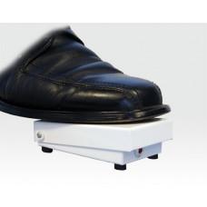 Fuß-Panikschalter mit optischer Auslösung