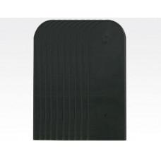 Distanzplatte 10mm für Rolltorkontakt 10C, 10C2, F10C