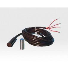 REED Schaltkontakt Fremdfeldsicher mit Sabotageschutz / Ein- oder Aufbaukontakt 8mm VdS G191100