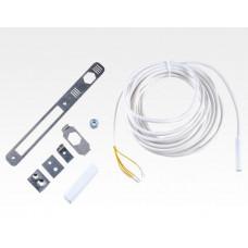 Kombinierter Verschluss und Öffnungsmelder für Fenster und Türen / mit 4m Kabel VdS Nr. G105 029
