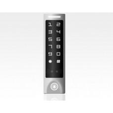 Touch Sensitive Zifferncodeschloss Kartenleser inkl. Montagemat. / Standalone / Wiegand 26-37