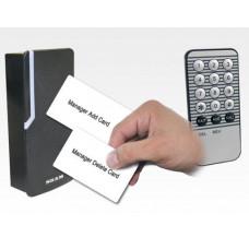 Robuste Zutrittskontrolle 1000 Benutzer für Innen& Außen / Standalone oder Wiegand26