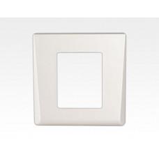 Rahmen für UP Elektronik Serie ASCOXP*DIN weiß / DINPAD DINMTT DINMTP