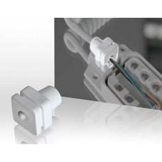 Kabeldurchführung für Schraubverteiler AVZUEL*09HD