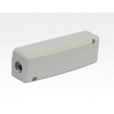Schraubverteiler IP54 16fach + Sabotage / 115x37x26mm EN50131 Grad3