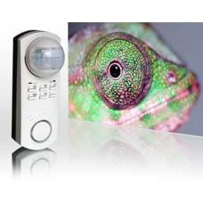 Kompakt Alarmsensor mit integ. Signalgeber