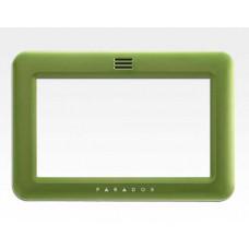 Frontplatte Grün für TM50