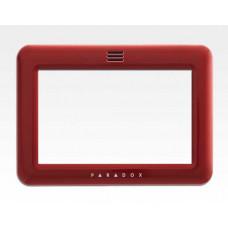 Frontplatte Rot für TM50