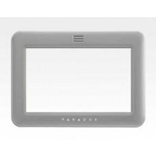 Frontplatte Silber für TM50