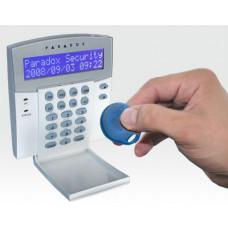 Bedienteil EVO BUS mit LCD Display und integriertem Tag Reader / kompatibel mit EVO192