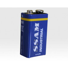 Professsional 9V Batterie HIGH ENERGY / für FABMPA FAGMPA
