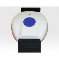 Notruftaster Funk 868MHz als Armband oder Anhänger / für MMS Kit,  Alarmierung bei Notfällen