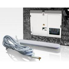 GSM Zusatzantenne für GSM Module / 3m Kabel, MMCX MALE