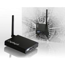 Funk Video&Audio Empfänger 4 Kanal / 2,4 GHz PAL