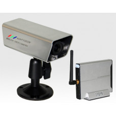 Spy Day&Night Funkkamera &IR LED Illuminator Verkauf nur AT/DE / 2,4 GHZ PAL 380TVL Obj 4 mm  inkl. Empf