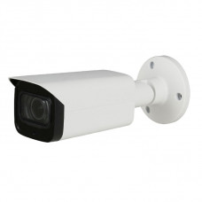 HDCVI BulletCamera,5MP,2.7-13.5mm Motorzoom,80m smartIR / IP67,12V,HD/SD schaltbar,audio in