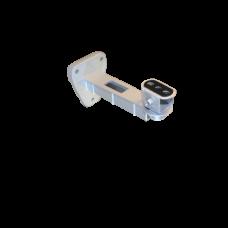 Universal - Wandhalter  Stativ 3D Gelenk 135mm silber