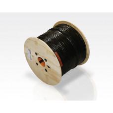 Koaxialkabel RG-59BU/Mil.17 / VE 50m Trommel - Kabelrest aus Konfektion