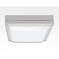 20W LED Wand/Deckenleuchte weiß quadratisch Tageslicht Weiß / 6000-6500K 900lm 230VAC IP54 120Grad