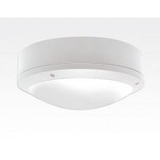 30W LED Wand/Deckenleuchte weiß rund Tageslicht Weiß / 6000-6500K 1350lm 230VAC IP65 120Grad