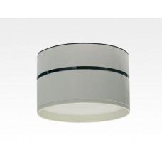 16W LED Aufbau Downlight weiß rund Neutral Weiß / 4000-4500K 1280lm 230VAC