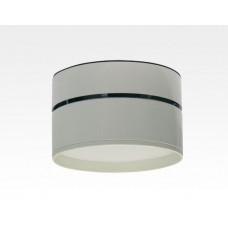16W LED Aufbau Downlight weiß rund Warm Weiß / 2800-3200K 1200lm 230VAC