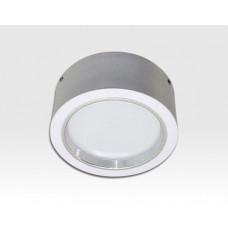 18W LED Aufbau Downlight weiß rund Neutral Weiß / 4000-4500K 1340lm 230VAC 97Grad