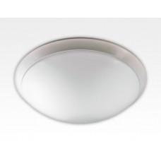 24W LED Wand/Deckenleuchte weiß rund Warm Weiß / 2800-3300K 1400lm 230VAC 120Grad