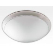 30W LED Wand/Deckenleuchte weiß rund Warm Weiß Bewegungssensor / 2800-3300K 1700lm 230VAC 120Grad