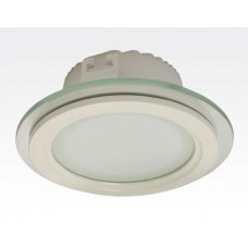 18W LED Einbau Downlight weiß rund dimmbar Warm Weiß / 2700-3200K 1408lm 230VAC IP44 110Grad