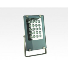 20W LED Strahler Neutral Weiss 1920lm  60Grad / 4000-4500K IP65 230VAC 242x175x56mm