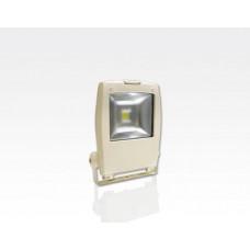 10W LED Strahler Tageslicht Weiß 120Grad Reinweiß / 5000-5500 K 615lm IP65 230VAC