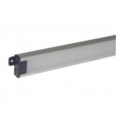 9W LED Lichtleiste 50cm 520lm WarmWeiß / 12VDC IP44 120Grad 2700-3200K