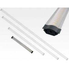 3W LED Lichtleiste 30cm 195lm Neutral Weiß / 12VDC 100Grad