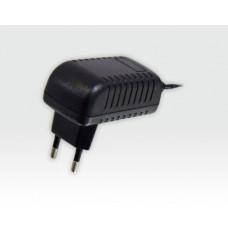 12W Netzteil für Lichtleisten LTLBYU Serie / Ein Ausgang, 12VDC mit Kabel 1m DC