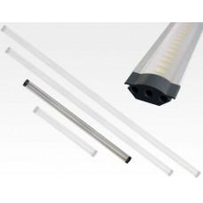 5W LED Lichtleiste 50cm 325lm Warm Weiß / 12VDC 100Grad