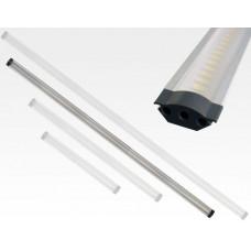 8,5W LED Lichtleiste 80cm 520lm Warm Weiß / 12VDC 100Grad