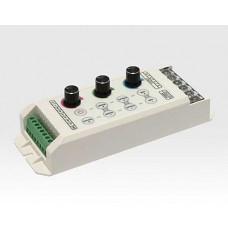 LTECH LT-330-5A LED RGB Steuermodul für manuelle Bedienung / Ausgang 5-24VDC max. 5A x 3CH