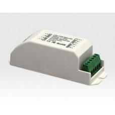 3 Kanal Signalwiederholer für Einfarben Lichtbänder / 12-24VDC LEDs, max. 5A x 3CH gem.Anode
