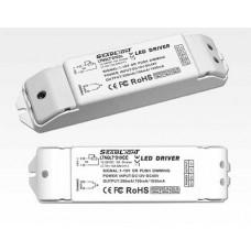 LED Steuermodul zum dimmen mit 0/1-10V oder Universal Taster / für CC-Driver 12-48VDC max. 1050mA
