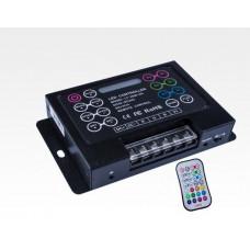 CV RGB Music Controller