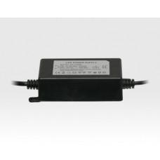 30W LED Netzteil für LTSPSC/LTRLSC-Serie / IP20 Ein Ausgang 12VDC mit Easy Stecker