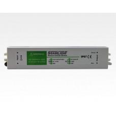 Netzteil IP67 für LTRL 24VDC 50W mit Easy Stecker 1,5m / 230VAC 1,5m 250x30x20mm
