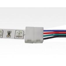 Verbinder flexibel für Lichtband LTRLOS*RGBxx50S / 10mm Lichtbänder